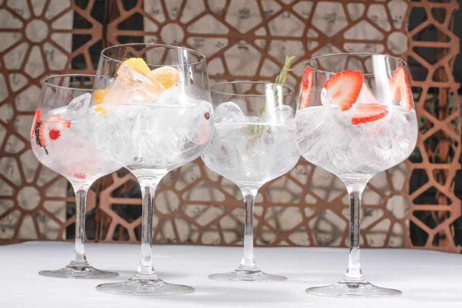 Un gin tonic especial
